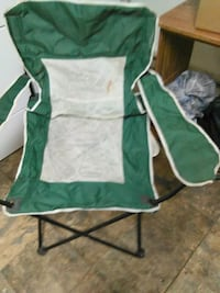 green and white camping chair Martinsburg, 25401