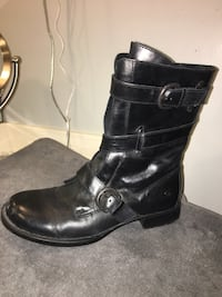 Borne black boots women's 8.5 Metairie, 70003