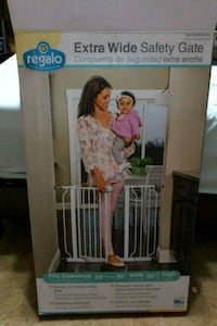Extra wide baby safety gate Gallatin, 37066