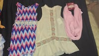 Girls dresses and scarf  Pensacola, 32505