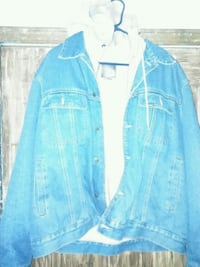 Jacket Mens. Coat size Large
