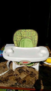 Fischer Price high chair - price reduced Silver Spring, 20906