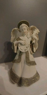 "Musical angel (8"" high) Surrey, V3W 6B4"