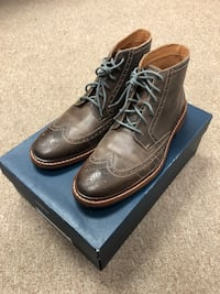 Brand new in box Men's COLE HAAN WLT Boot II (Driftwood)   Size: 8.5   New York, 10036