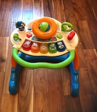 Baby sit to stand and activity walker  Harker Heights, 76548