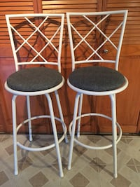 Brand new pair of swivel barstools  West Valley City, 84120