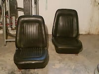 1967-68 Camero car seats  Mississauga, L4Y 3C5