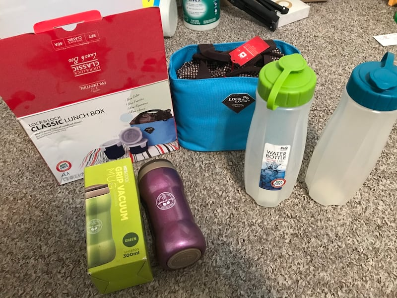 Set of lunchbox, mug, waterbottle a3cf6b96-6b81-46f3-821d-5458dee1267f