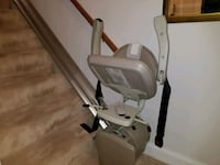 baby's white and gray high chair Rockville, 20850