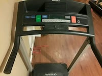 black and gray Dunlop treadmill Washington
