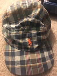 Polo by Ralph Lauren Plaid Hat Windsor Mill, 21133