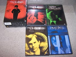 THE OMEN COLLECTION - 4 disc boxed set