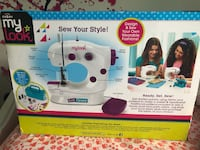 BRAND NEW SEW CRAZY SEWING MACHINE Alexandria, 22311