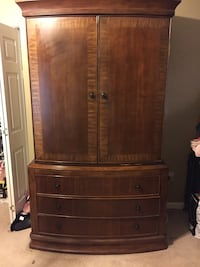 Ashley Solid Wood Armoire Odenton, 21113