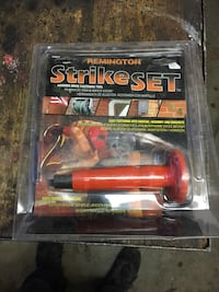orange and black Remington strike set pack St Albert, T8N 1M7
