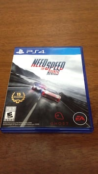 Need for speed rivals for ps4 Flowery Branch, 30542