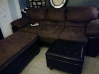 Couch automin and recliner Hallandale Beach, 33009