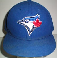 New Era 59Fifty Toronto Blue Jay MLB Cap Size 8 or 63.5cmNew Era 59Fifty Toronto Blue Jay MLB Cap Size 8 or 63.5cm