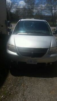 Dodge carevan it has stole and go set's in the ba Orillia, L3V 5H2