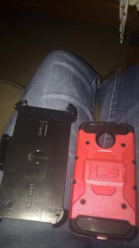 Red and black smartphone case Lehigh Acres, 33974