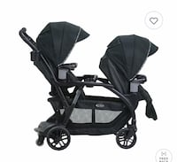Graco Modes Duo Double Stroller. Brand New only used once! LAUREL