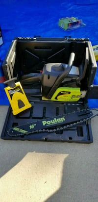 Chainsaw power tool Los Angeles, 91406