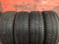 Gomme usate 205/55/16 invernale 80% Malnate, 21046