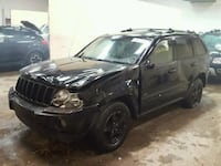 PARTING OUT A 2007 GRAND CHEROKEE #1740 Warren