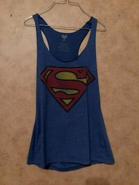 Superman tank top Central, 70739