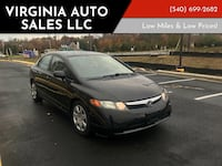 Honda - Civic - 2008 19 mi