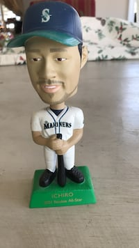 2001 rookie all-star ichiro bobblehead Carson City, 89701
