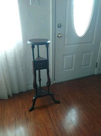 Wooden lamp stand Maywood, 90270