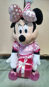 white and pink Minnie Mouse plush toy Saint Cloud, 34769