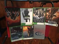 Xbox One game case lot Louisville, 40214