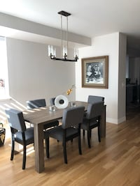 Beautiful Wood Dining Table Denver, 80211