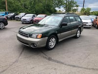 2000 Subaru Outback Limited 4AT