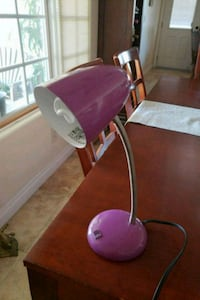 Desk purple lamp  Norco, 92860