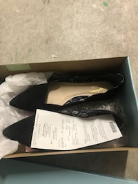Black flats shoes size 7 San Jose, 95123