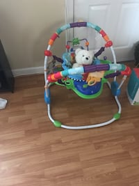 baby's blue and green jumperoo Norfolk, 23502