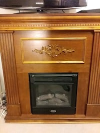 Electric fire place Calgary, T2K 5X1