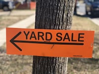 Yard Sale Today 3/17 Silver Spring, 20906