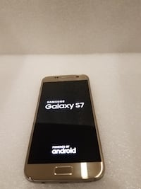 FIRM PRICE - Samsung Galaxy S7 GOLD 32GB UNLOCKED TO ALL CARRIERS *USED* PICK UP ONLY Mississauga