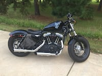 Harley Davidson - Forty-Eight XL1200X - 2011 Canton