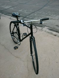 A Converted 8-Speed 700c 23' Frame Road Bike! Round Rock, 78681