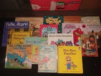 15 CHILDRENS BOOKS Greenville, 75401