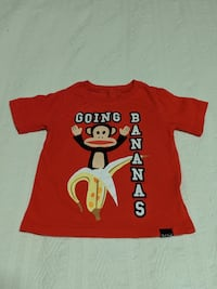Child's Paul Frank Shirt