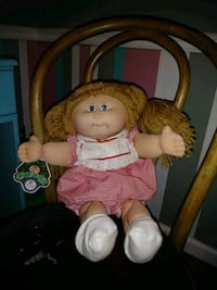 15th anniversary Cabbage Patch kid Columbus, 31909