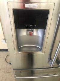 stainless steel french door refrigerator Toronto, M9L 1S7
