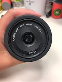 Canon 24mm macro lens f/2.8 Westminster, 80021