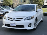 2012 Toyota Corolla 4dr Auto S Only 64K Miles San Mateo, 94401